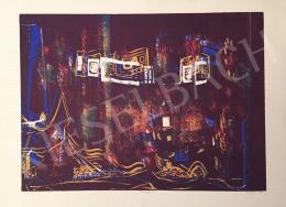 Haász Ágnes - Fénymetszés I, 1995