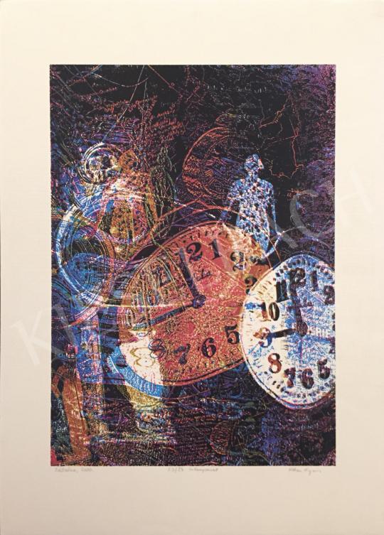 For sale Haász, Ágnes - Timezone, 2000 's painting
