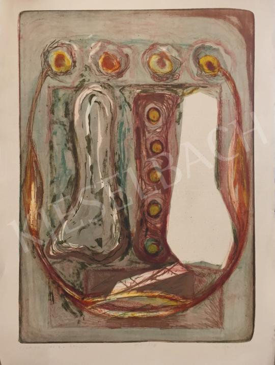 Eladó Krizbai Sándor - Csomag, 1993 festménye