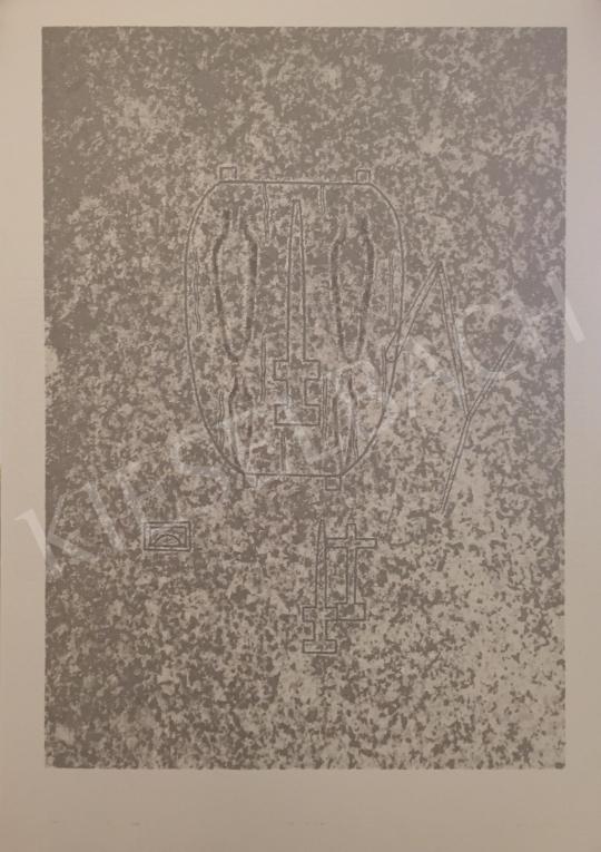 For sale Kótai, Tamás - Graphic II., 2000 's painting