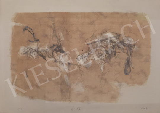 For sale  Kovács, Péter Balázs - A-I., 1996 's painting