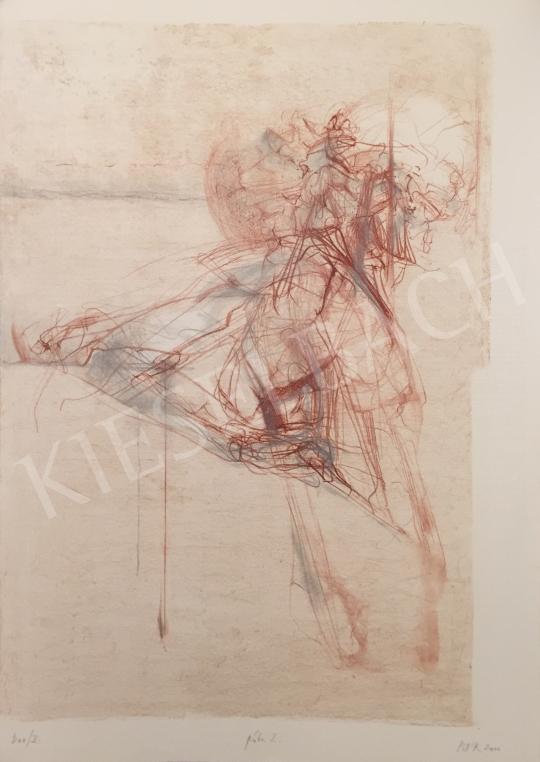 For sale  Kovács, Péter Balázs - Durr II., 2000 's painting