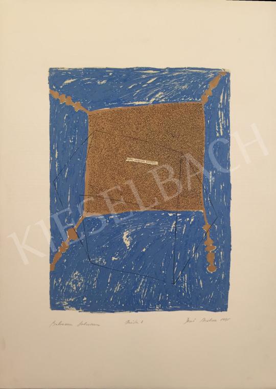 Eladó Dezső Andrea - Balzsam balzsam, 1995 festménye