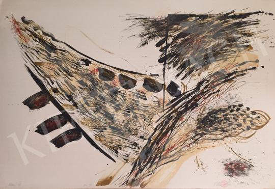 Eladó Gábor Áron - Róma IV, 1994 festménye