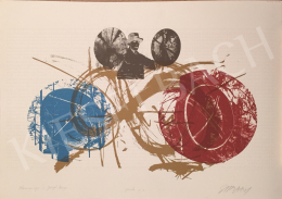 Szirányi István - Hommage á Joseph Beuys. 1995