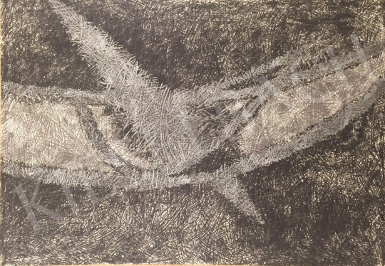 Eladó Gallusz Gyöngyi - Cím nélkül I, 1996 festménye