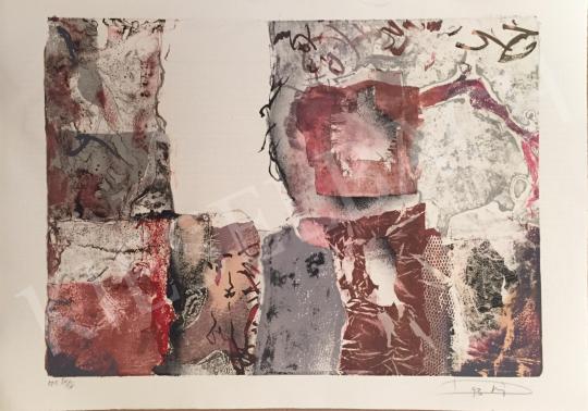 Eladó Tuzson-Berczeli Péter - Cím nélkül, 1993 festménye