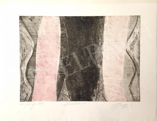 Eladó  Ismeretlen művész, Ileana jelzéssel - Boolíer, 1993 festménye