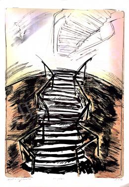 Sinkó István - Lépcső a végtelenbe, 1997