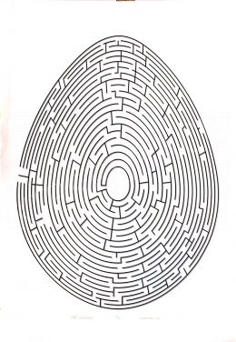 Prutkay, Péter (Prutkai Péter) - The Big Labyrinth Egg, 1996