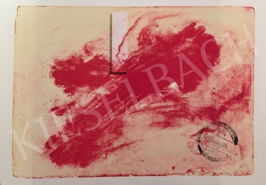 Eladó  Frederick D. Bunsen - Proba 4, 1997 festménye