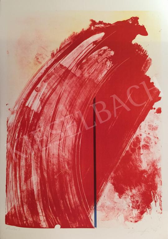 Eladó  Frederick D. Bunsen - Proba 3, 1998 festménye