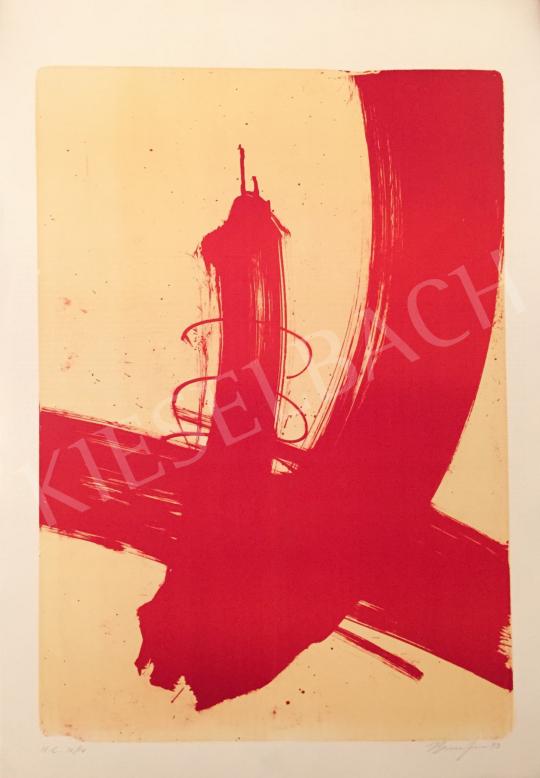 Eladó  Frederick D. Bunsen - Cím nélkül, 1993 festménye