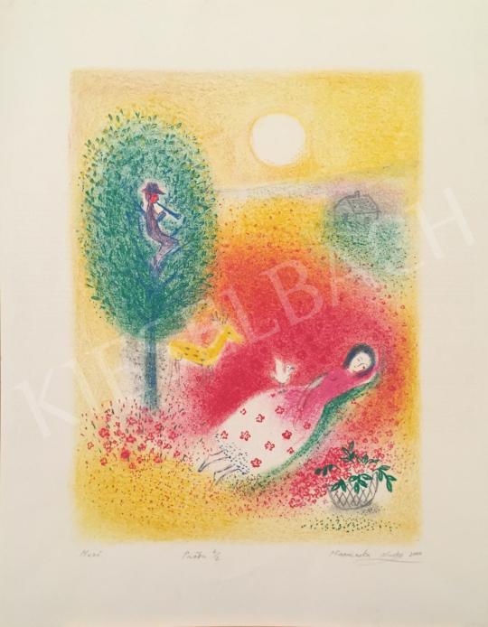 Eladó  Naoko Minamizuba - Mező, 2000 festménye