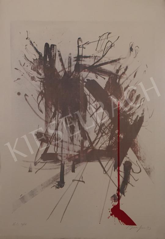 Eladó  Frederick D. Bunsen - Alagút, 1993 festménye