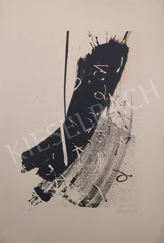 Eladó  Frederick D. Bunsen - Alfa, 1993 festménye