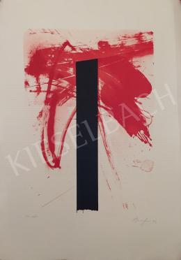 Frederick D. Bunsen - Black Column, 1993