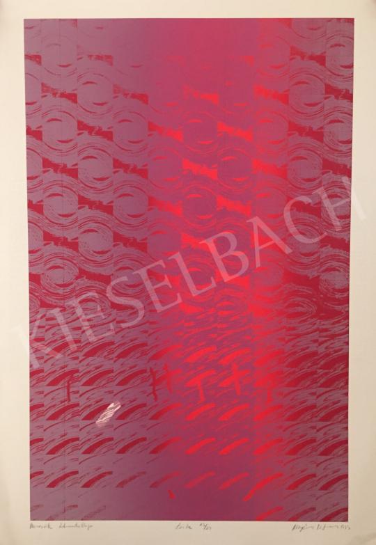 Eladó  Magén István - Vercsök útmutatója, 1999 festménye