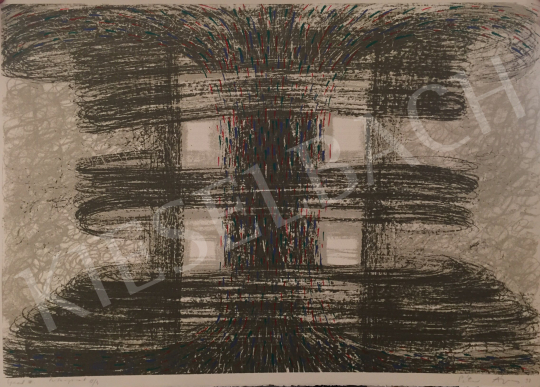 For sale  Péter, Ágnes - Speed II., 1997 's painting