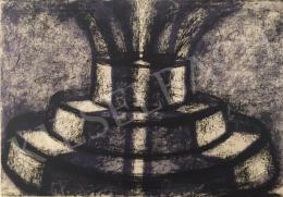 Péter Ágnes - Transzparens szimmetria I., 1998