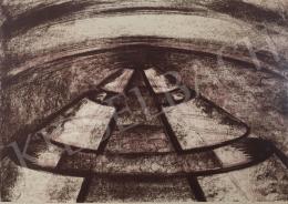 Péter Ágnes - Transzparens szimmetria VI., 1998
