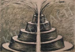 Péter Ágnes - Transzparens szimmetria IV., 1998
