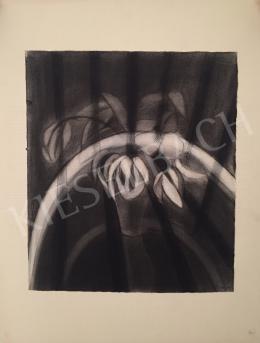Dombay Lelly - Virágos kompozíció