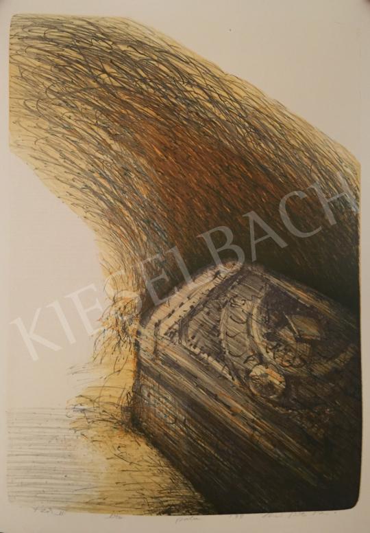 Eladó  Kovács Péter Balázs - Titok II., 1999 festménye