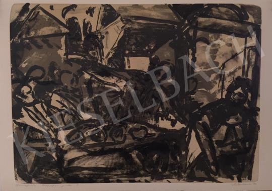 Eladó Vilhelm Károly - Varázsfuvola, 1994 festménye