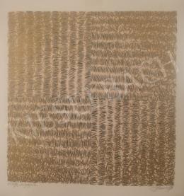 Ismeretlen művész, Ileana jelzéssel - Kompozíció, 1993
