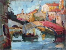 Négely, Rudolf - Venice