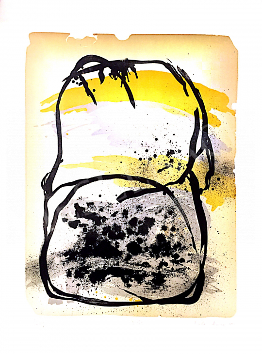 For sale  Bodor, Anikó - Bag, 1993 's painting