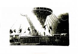 Bodor, Anikó - Carousel, 1995