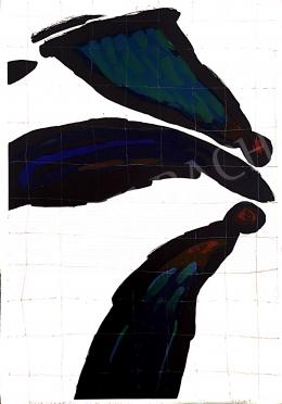 Szabados Árpád - Föld-közelben II., 1993