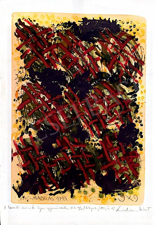 Eladó  Swierkiewicz Róbert - A teremtés örömei III., 1993 festménye