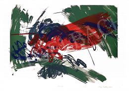 Kiss Zoltán - Kompozíció II., 2001