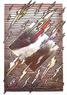 Sárkány Győző - Sztratoszféra II., 1996