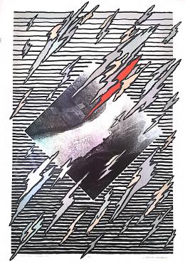 Sárkány Győző - Sztratoszféra I., 1996