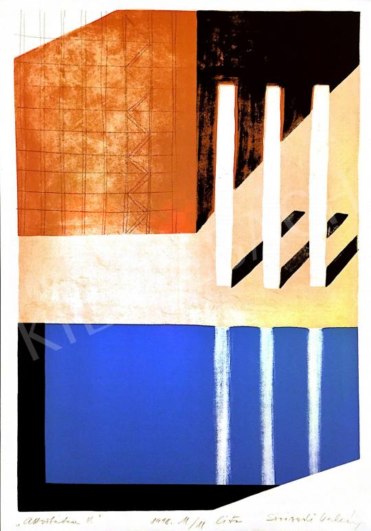 Eladó  Sóváradi Valéria - Attributum III., 1998 festménye