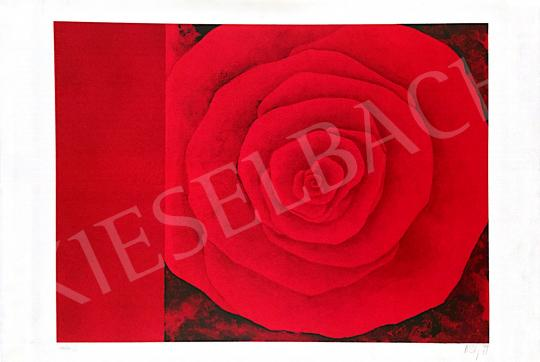 For sale Unknown artist - Roses, 1999 's painting
