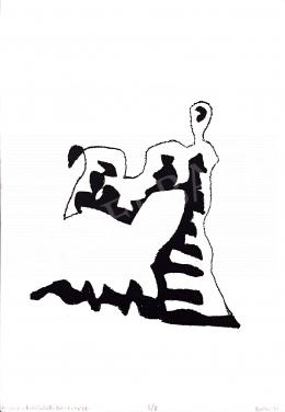 Balás Eszter - Rajzok a tudatalattiból Futás 2, 1998