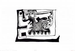Balás Eszter - Rajzok a tudatalattiból, démonok, 1998