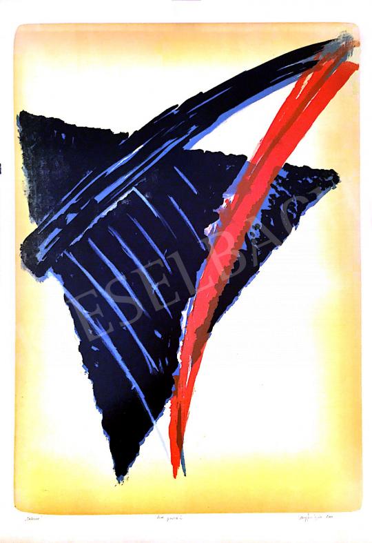 For sale  Nagy, Imre Gyula - Orfeus, 2000 's painting