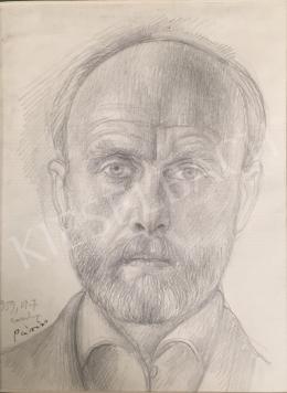 Szabó, Vladimir - Self Portrait