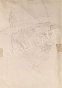 Szabó Vladimir - Idő férfi portré