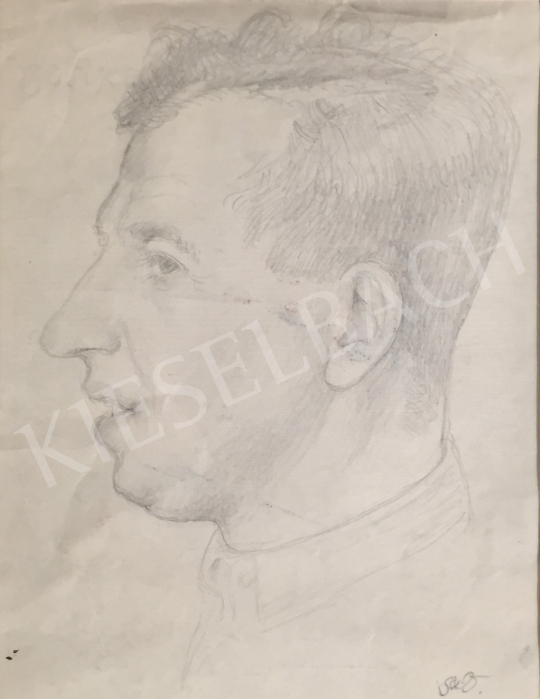 For sale  Szabó, Vladimir - Man Portrait 's painting