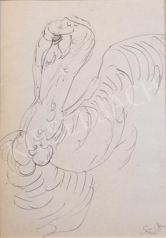 Eladó  Szabó Vladimir - Baromfi festménye