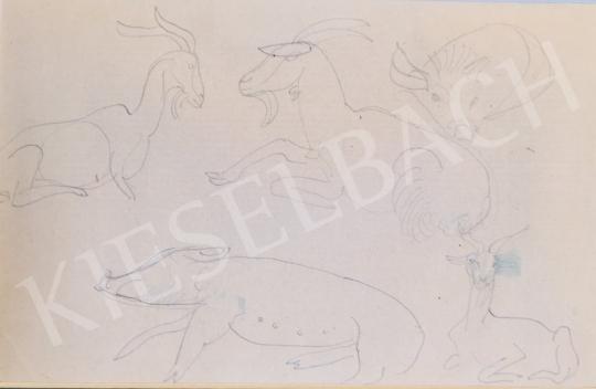 For sale  Szabó, Vladimir - Domestic Animals 's painting