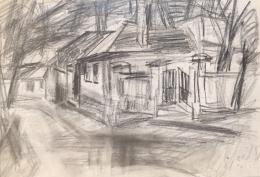 Gaál, Imre - Village, 1963
