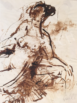 Gaál, Imre - Female Nude